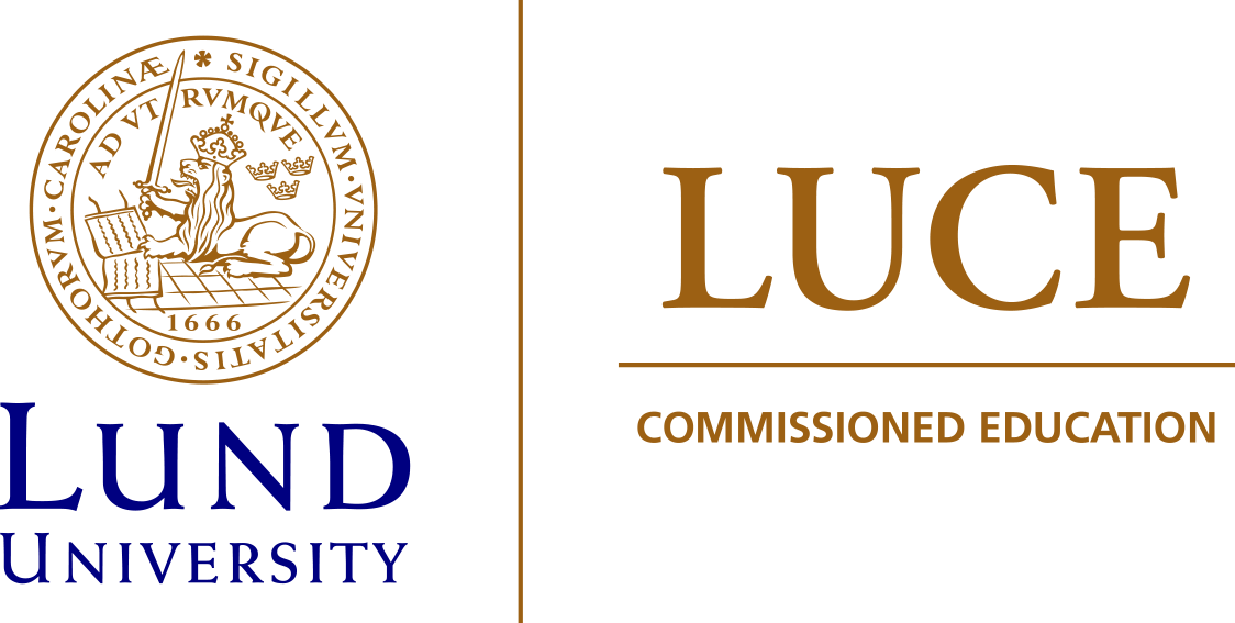Logga Lund University Commissioned Education.