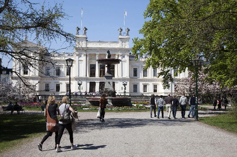 Lunds tekniska hgskola: Start